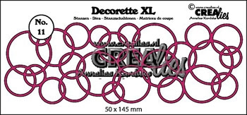 CREAlies - Die - Decorette XL - CLDRXL11